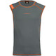 La Sportiva Rocket - Camiseta sin mangas running Hombre - gris